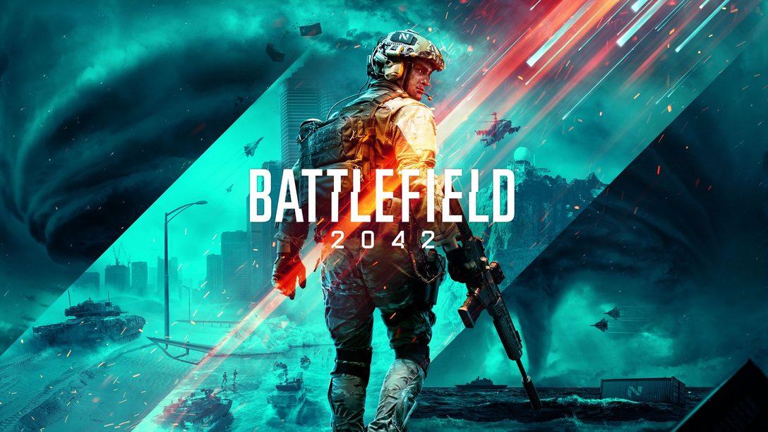 Battlefield 2042 se lanzará el 22 de octubre en PS4 y PS5. Primeros detalles.