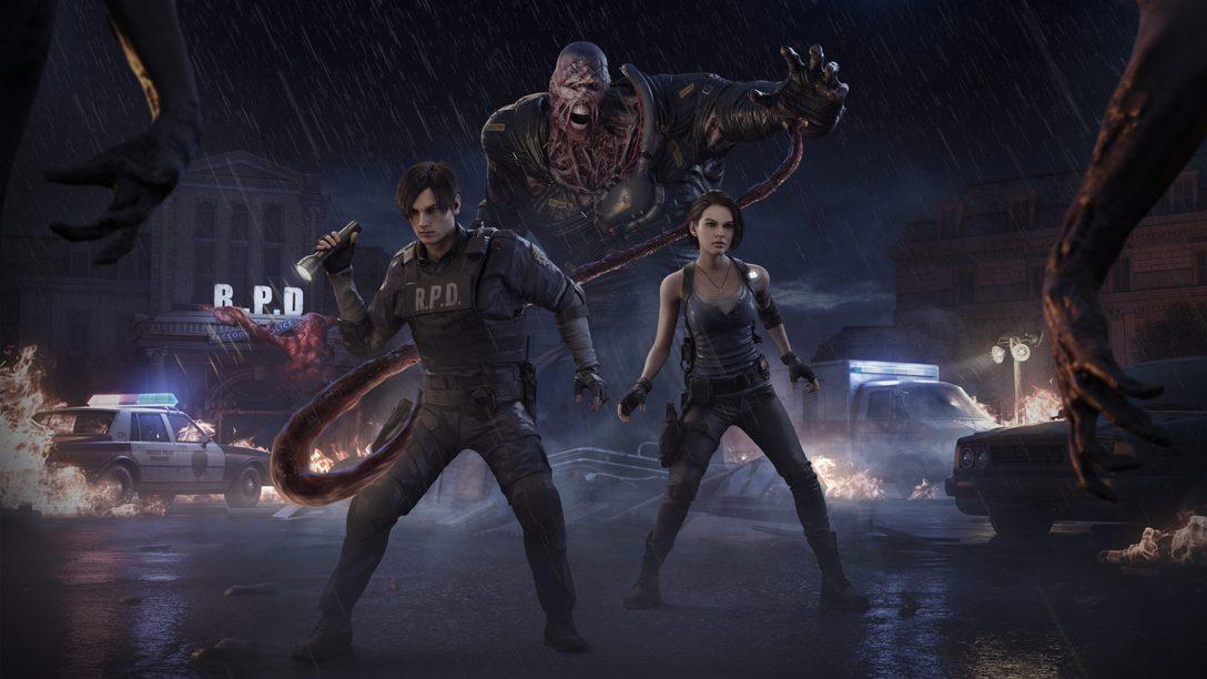 Resident Evil y Dead by Daylight: por fin juntos el 15 de junio