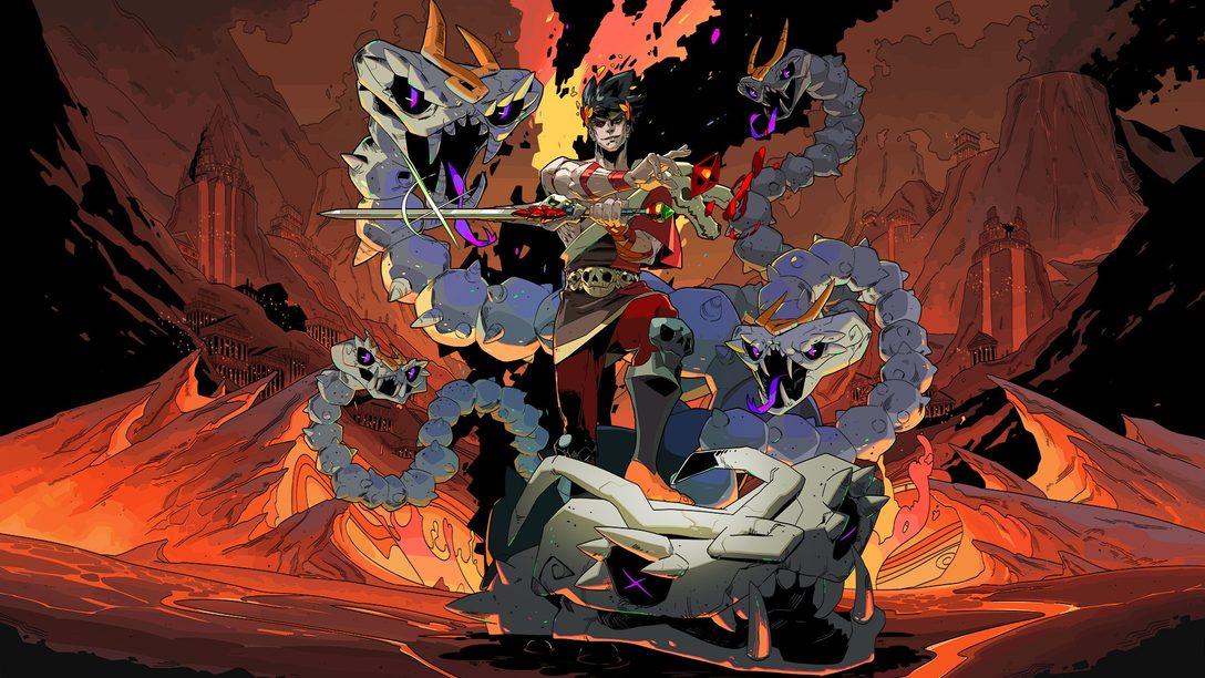 Hades se lanzará el 13 de agosto en PS4 y PS5