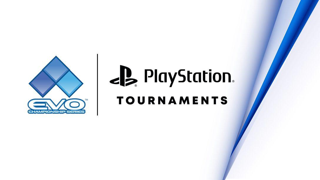Presentamos los Torneos de PlayStation 4 de la Evo Community Series