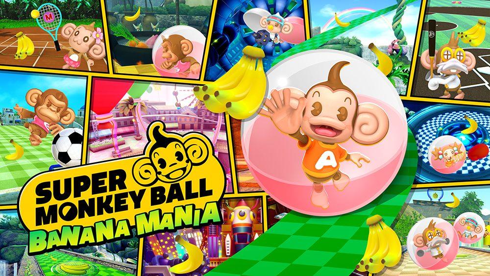 Super Monkey Ball Banana Mania: celebrando 20 años de mágicos simios
