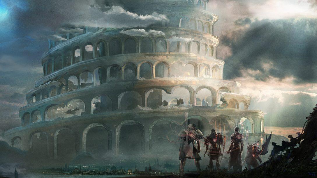 Bienvenidos al mundo de Babylon's Fall