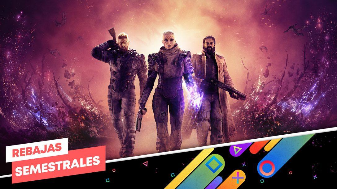 La promoción Rebajas Semestrales llega a PlayStation Store