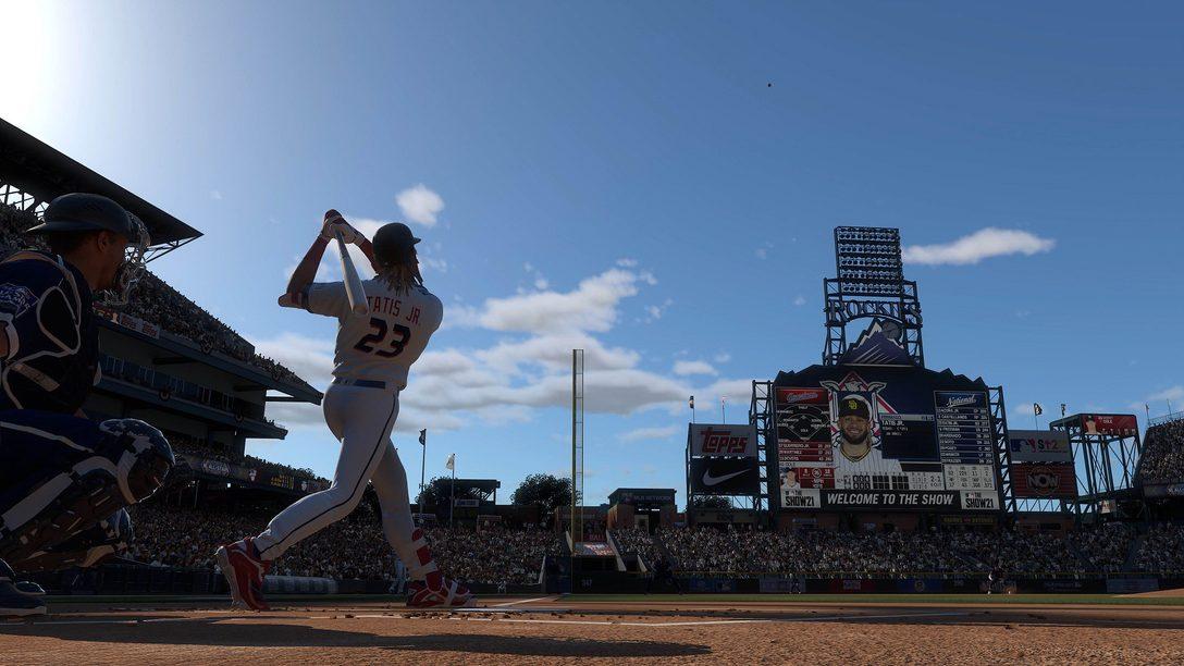 Festival de contenido para MLB The Show 21 All-Star