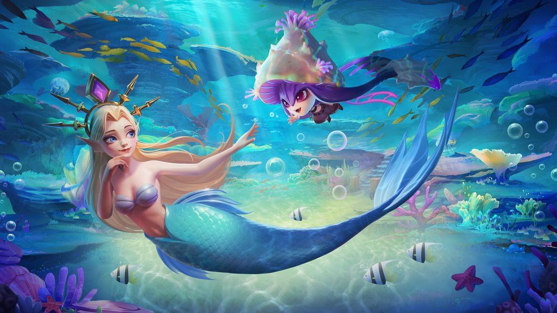 Ocean Voyage, Temporada 13 de Auto Chess, llegará el 22 de julio