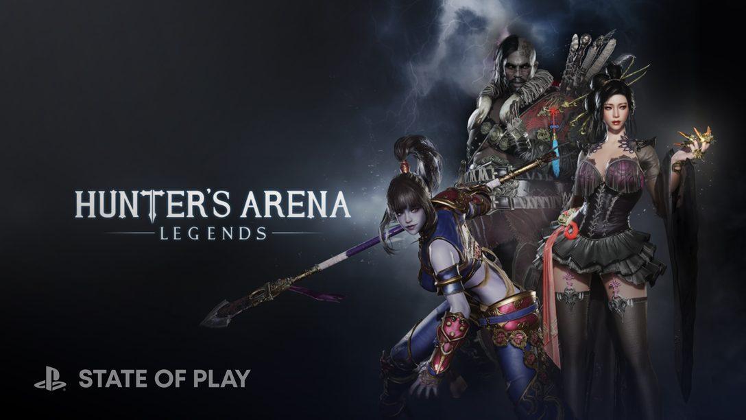 El battle royale para 30 jugadores de Hunter's Arena llega a PS4 y PS5 el 3 de agosto