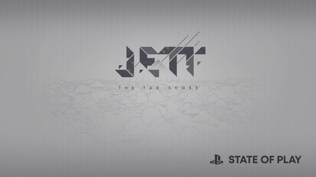 Primer vistazo al gameplay de Jett: The Far Shore