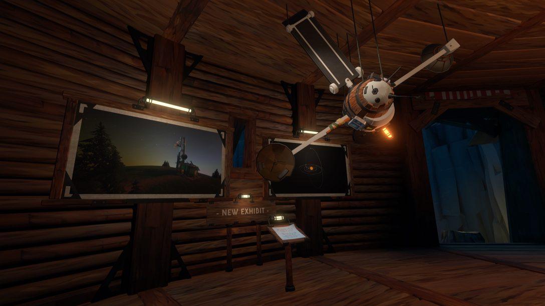 """Más para explorar: La expansión """"Echoes of the Eye"""" de Outer Wilds aterrizará el 28 de septiembre"""