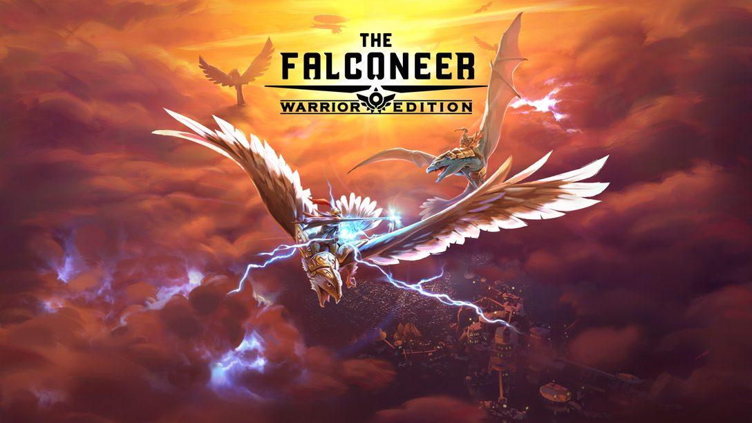 Sumergiendo a los jugadores en el mundo de The Falconeer, utilizando el poder de PS5