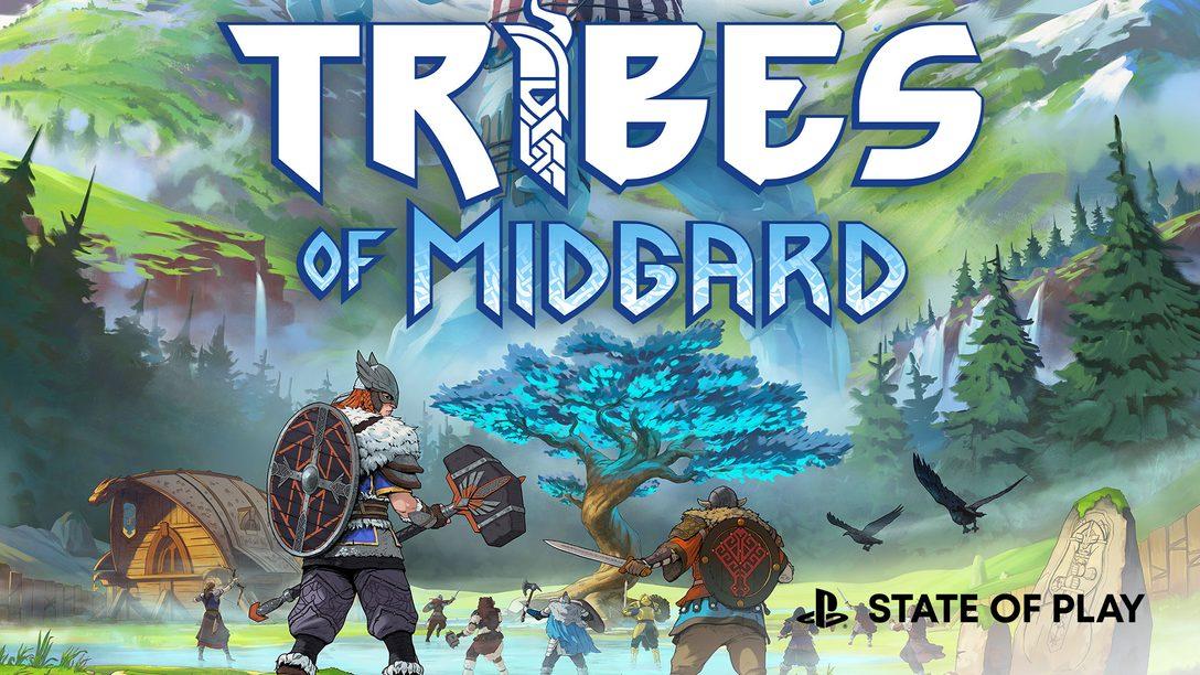 Tribes of Midgard: planes poslanzamiento