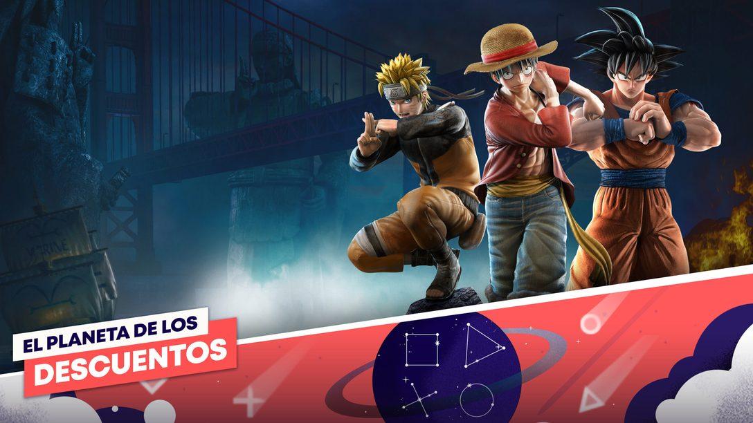 La promoción El Planeta de los Descuentos llega a PlayStation Store