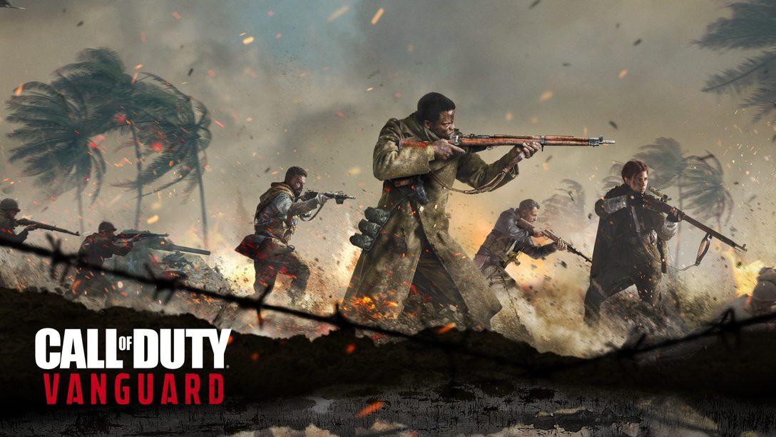 Call of Duty: Vanguard se lanzará el 5 de noviembre
