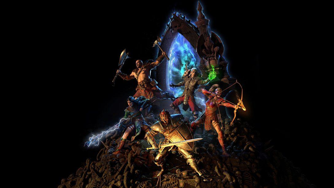 Su grupo y ustedes: Consejos para configuración de grupos en Diablo II: Resurrected