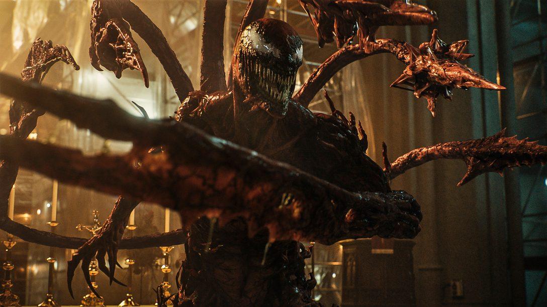 Venom: Carnage Liberado – trayendo a la vida a los icónicos simbiotes