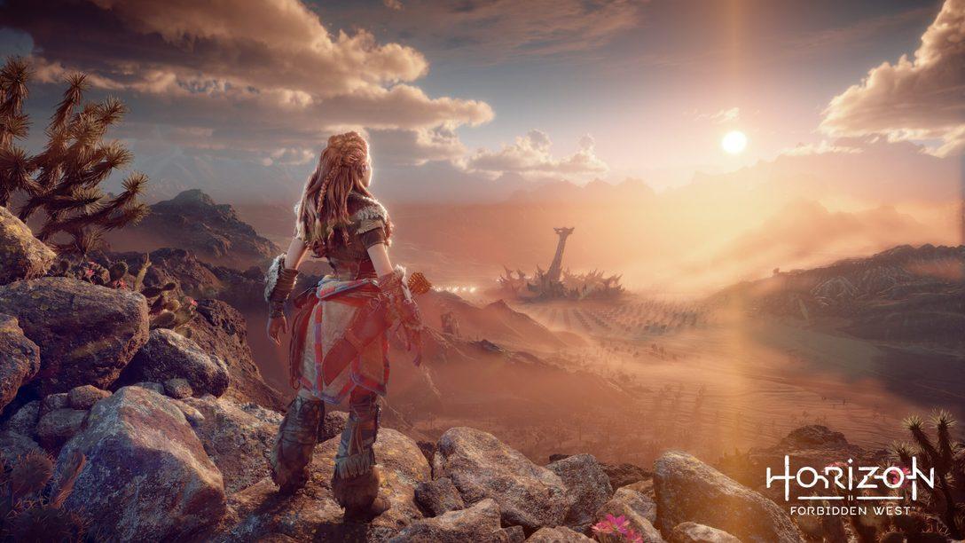 Horizon Forbidden West: la evolución de Aloy