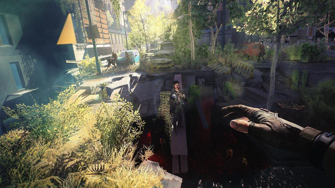 Exploren los secretos de The City en Dying Light 2 Stay Human