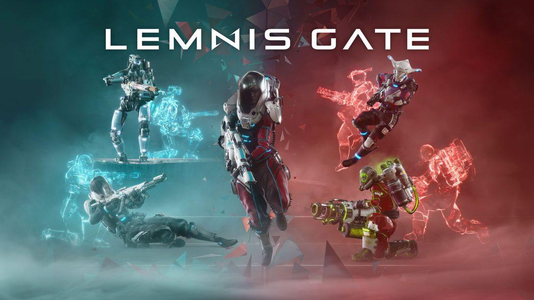 Lemnis Gate: fusionando viajes tácticos en el tiempo con tiroteos estratégicos