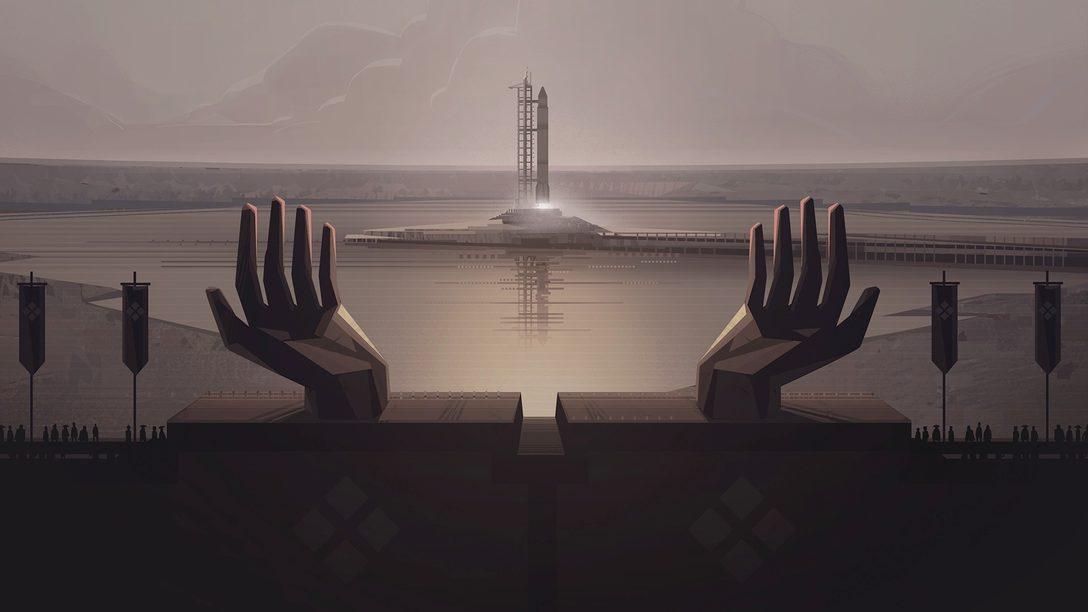 La estructura de juego bien pensada de Jett: The Far Shore, disponible mañana