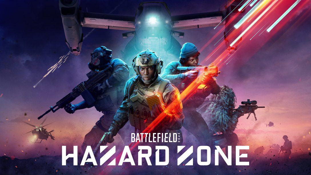 Revelamos Battlefield Hazard Zone: detalles completos de la nueva experiencia para PS4 y PS5