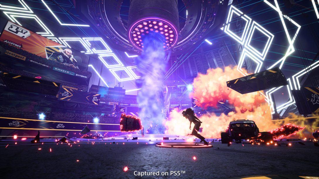 Nuevos modos de juego caerán en Destruction AllStars